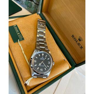 ROLEX - ROLEX ロレックス エクスプローラーⅠ 114270 正規品