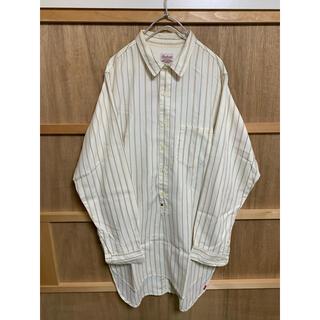 Anachronorm【アナクロノーム】グランパシャツ スリーピングシャツ
