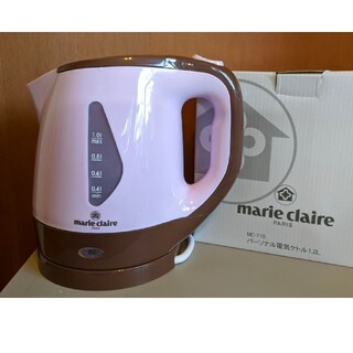 Marie Claire - marie claire 電気ケトル1.2L