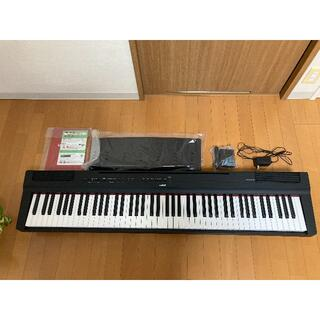 ★美品★直接渡し希望 YAMAHA ヤマハ P-125 電子ピアノ  20年製