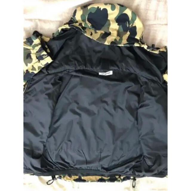 A BATHING APE(アベイシングエイプ)のAPE スノボジャケット M エイプ メンズのジャケット/アウター(マウンテンパーカー)の商品写真