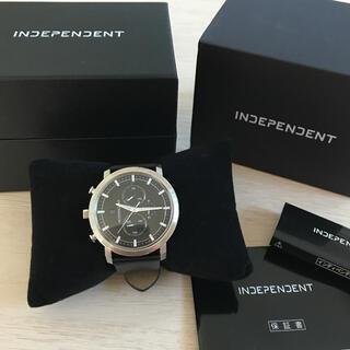 インディペンデント(INDEPENDENT)の今月までSALE‼️ INDEPENDENT  腕時計 美品 (腕時計(アナログ))