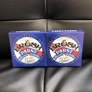 BROSH POMADE ブロシュ ポマード 115g×2(ヘアワックス/ヘアクリーム)
