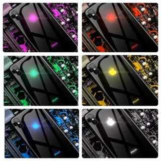 人気ランキング上位 LED発光 6カラー 光るiPhoneケース