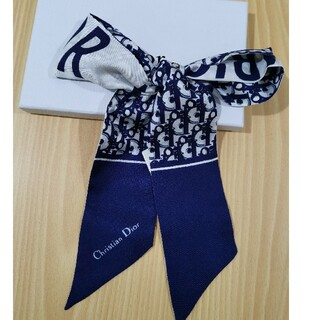 Christian Dior - ディオール DIOR  スカーフ 美品