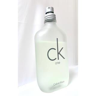 シーケーカルバンクライン(ck Calvin Klein)のck one(ユニセックス)