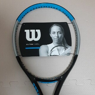 ウィルソン(wilson)のウィルソン ultra100l【未使用】(ラケット)