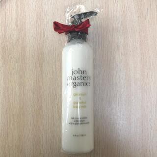 John Masters Organics - ✨完全未使用✨ john masters organics G&Gボディミルク