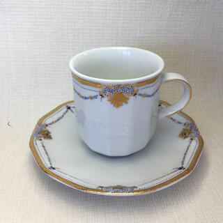 ローゼンタール(Rosenthal)のドイツ ババリア  ティルシェンロイト カップソーサー デミタス(グラス/カップ)
