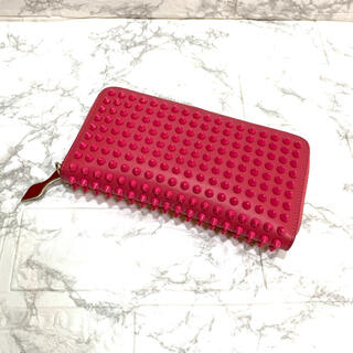 Christian Louboutin - 美品✨正規品、クリスチャンルブタン、長財布、即日発送‼️