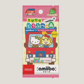 amiiboカード サンリオ 1パック