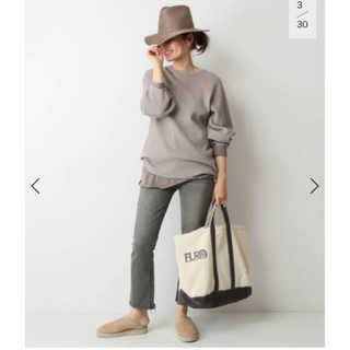 DEUXIEME CLASSE - Deuxieme Classe ◇ Layering Tシャツ ブラウンB