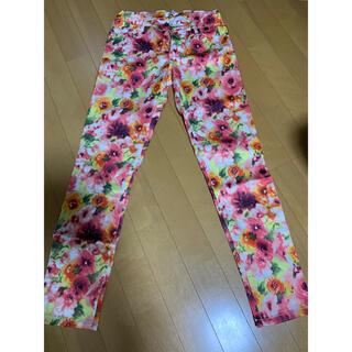 チュー(CHU XXX)の花柄パンツ スキニーパンツ CHUXX(スキニーパンツ)