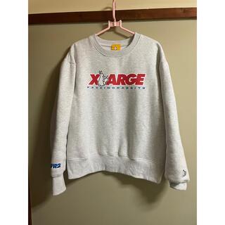 XLARGE - XLARGE FR2 Crew Sweat Mサイズ