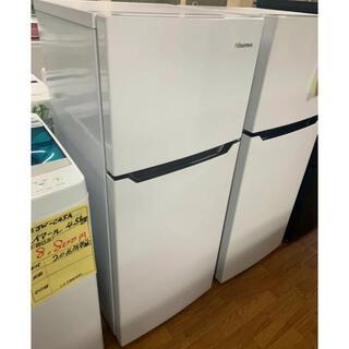 (洗浄済)ハイセンス:冷蔵庫 120L 2018年製【名古屋市内配送無料】(冷蔵庫)
