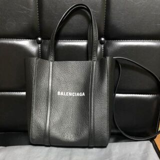 Balenciaga - バレンシアガ エブリデイ トートバッグ XXS ブラック