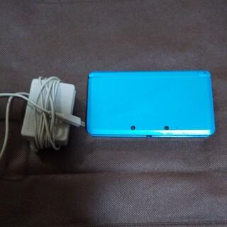 ニンテンドー3DS - 3DS本体ブルー