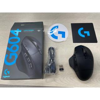 ゲーミングマウスG604