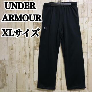 UNDER ARMOUR - 【アンダーアーマー】【XL】【ワンポイント】【ロゴ刺繍】【ジャージ】