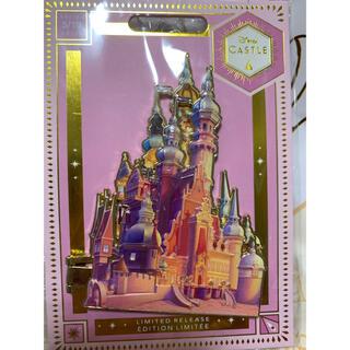 Disney - ラプンツェル ピンバッジ 城 Disney Castle Collection