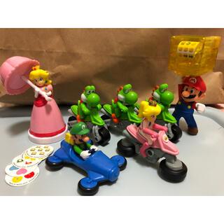 任天堂 - スーパーマリオ マクドナルド ハッピーセット おもちゃ