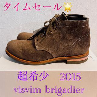 ヴィスヴィム(VISVIM)のvisvim BRIGADIER BOOTS MID-FOLK (ブーツ)
