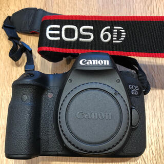 Canon - Canon EOS 6D(WG) ボディ 美品 フラッシュストロボ SET