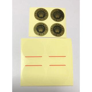 ROLEX - 社外品補修用 日本ROLEXシール 4枚セット