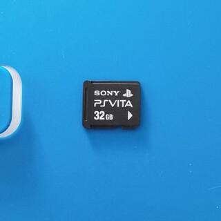 SONY - ps vita 32 GB メモリー カード 純正