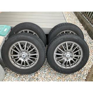 グッドイヤー(Goodyear)のホイール付スタッドレスタイヤ 195/65R15(タイヤ・ホイールセット)