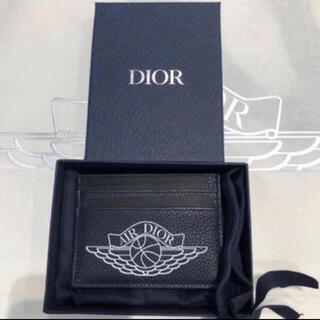 ディオール(Dior)のAIR DIOR カードケース DIOR HOMME JORDAN NIKE(名刺入れ/定期入れ)