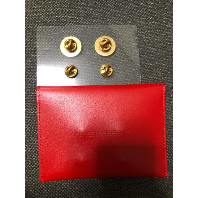 PEACEMINUSONE(ピースマイナスワン)のpeaceminusone logo pin set #1 メンズのアクセサリー(その他)の商品写真