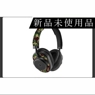 A BATHING APE - Bape MW65 wireless headphones KD camo