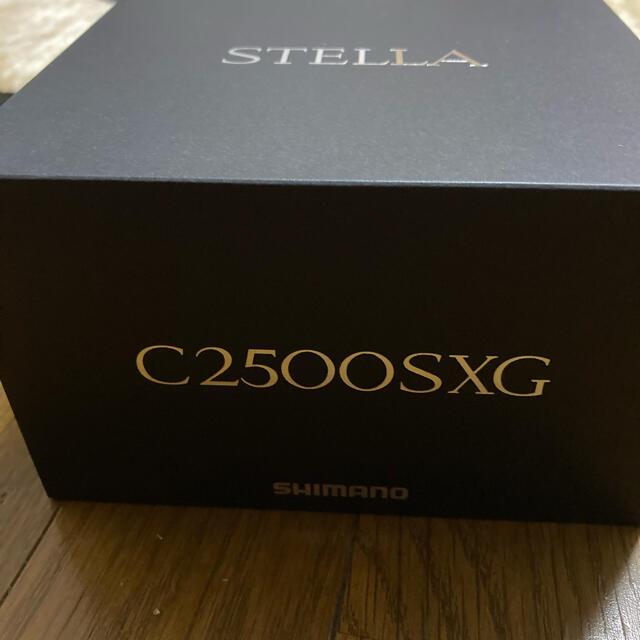SHIMANO(シマノ)のシマノ  18ステラ C2500SXG スポーツ/アウトドアのフィッシング(リール)の商品写真