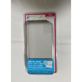 ニンテンドー2DS(ニンテンドー2DS)のnew 2dsll  プロテクトカバー(携帯用ゲーム機本体)