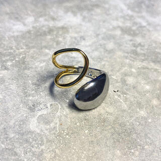 TODAYFUL - Contrast nuance ring No.484