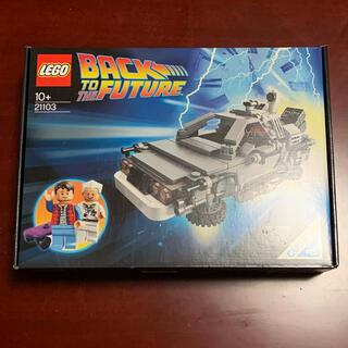 Lego - レゴ LEGO Back to the future 21103 新品 未開封