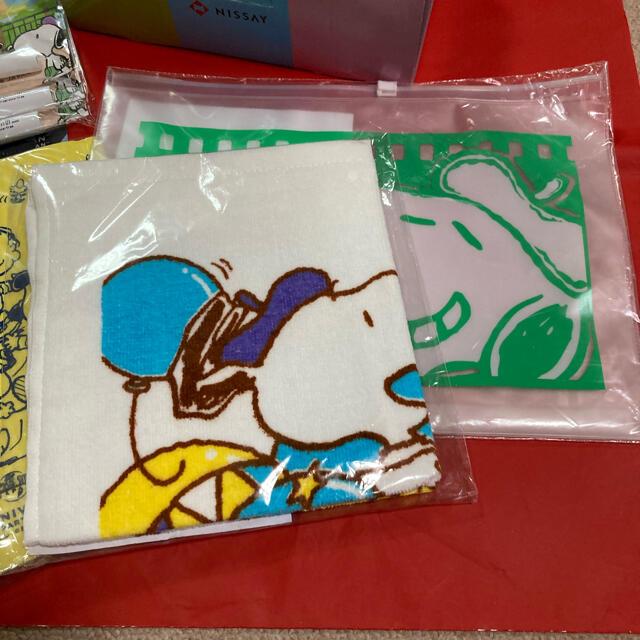 SNOOPY(スヌーピー)のスヌーピーグッズ エンタメ/ホビーのおもちゃ/ぬいぐるみ(キャラクターグッズ)の商品写真