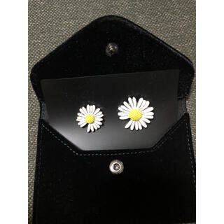 PEACEMINUSONE - peaceminusone daisy pin set #1 yellow