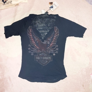ハーレーダビッドソン(Harley Davidson)のハーレーダビッドソン 半袖(Tシャツ(半袖/袖なし))