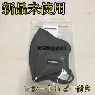 NEIGHBORHOOD - 新品未使用 ネイバーフッド フェイスアクセサリー Olive