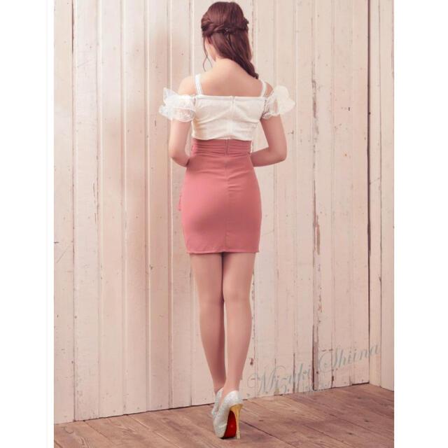 dazzy store(デイジーストア)のティカ 新品♡キャバドレス ワンピース Mサイズ レディースのフォーマル/ドレス(ミニドレス)の商品写真