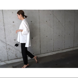 Drawer - 新品◇ella selectshop◇梅田 big tuck blouse