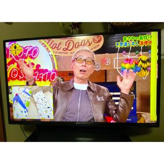 43インチ テレビ 4K対応 (LG 43UF7710)