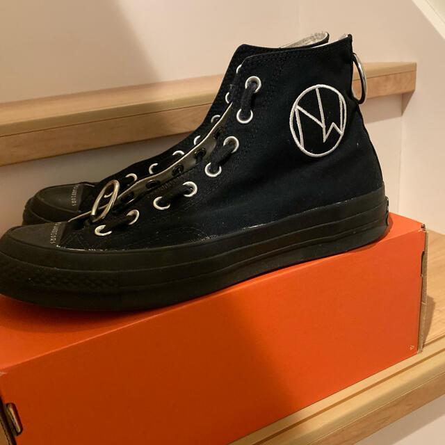 CONVERSE(コンバース)のconverse undercover サイズ26.5 メンズの靴/シューズ(スニーカー)の商品写真