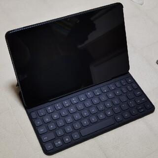 ファーウェイ(HUAWEI)のMatePad10.4 本体+純正キーボード+SDカード128GB(タブレット)