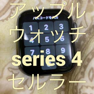 Apple Watch - アップルウォッチ Apple Watch series4 44mm 本体のみ