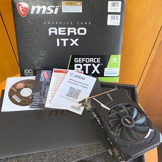 MSI GeForce RTX-2060 AERO ITX 6G OC