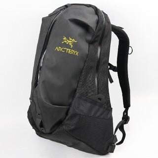 ARC'TERYX - 人気   アークテリクス アロー22 ブラック