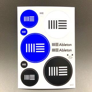 【非売品】ableton live ステッカー(DAWソフトウェア)